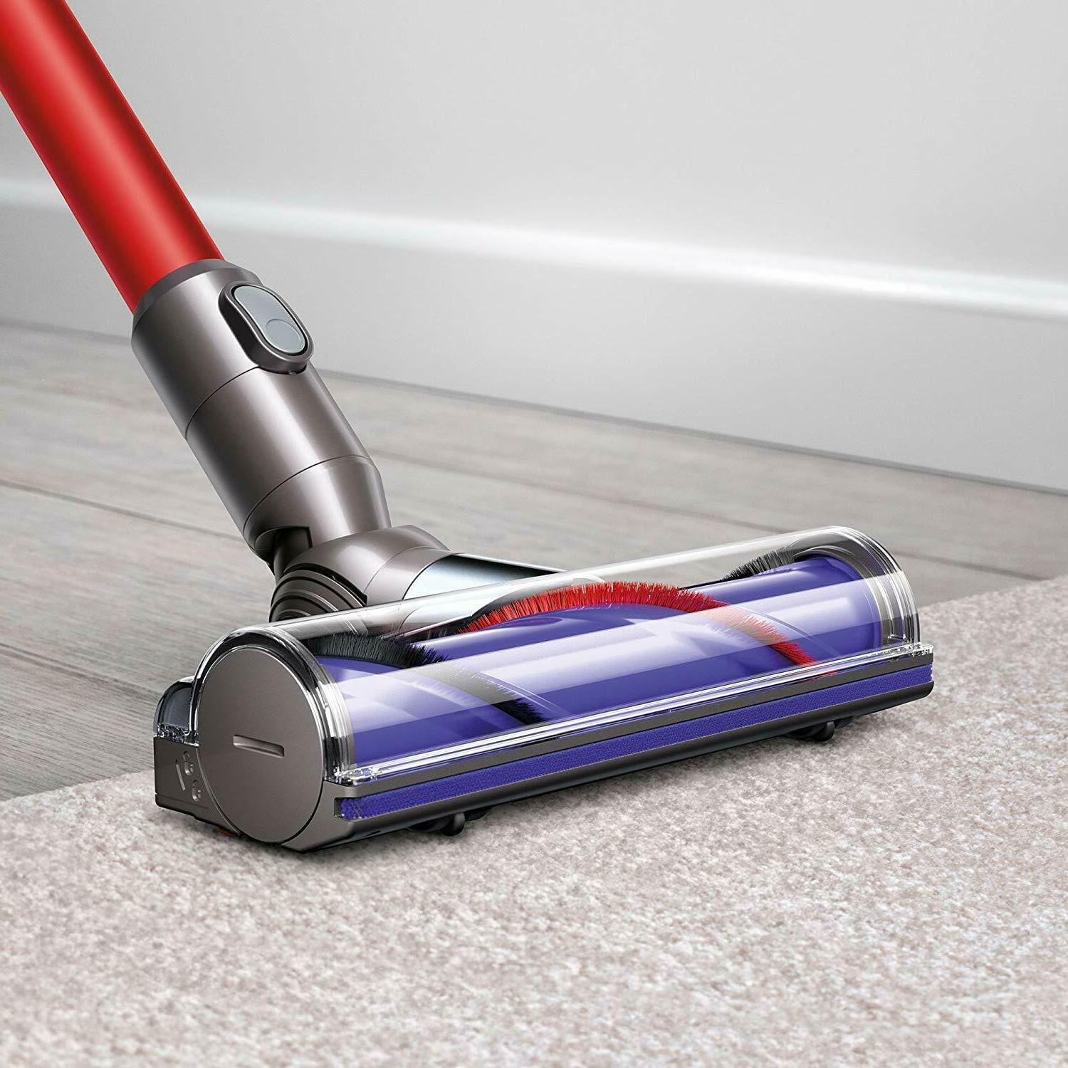 Dyson V6 Absolute Stick Vacuum Cleaner Red Brand New
