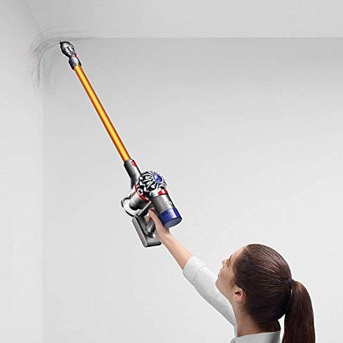 Dyson V8 Absolute HEPA Cleaner Extra Mattress Bundle