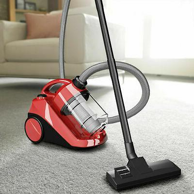 Cord Rewind Floor w Washable Filter