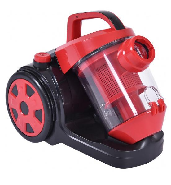 Vacuum Cleaner Canister Cord Bagless Rewind Floor w