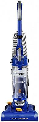 Vacuum Cleaner PowerSpeed Lightweight Bagless Upright Blue