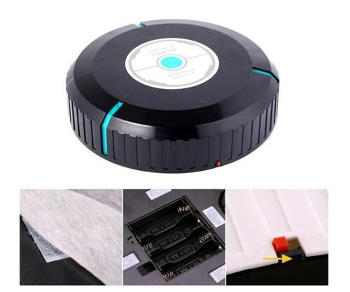 Wireless Automatic Smart Robotic Vacuum Cleaner Auto Cleanin
