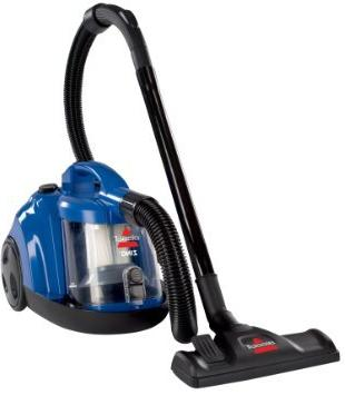zing bagless canister vacuum