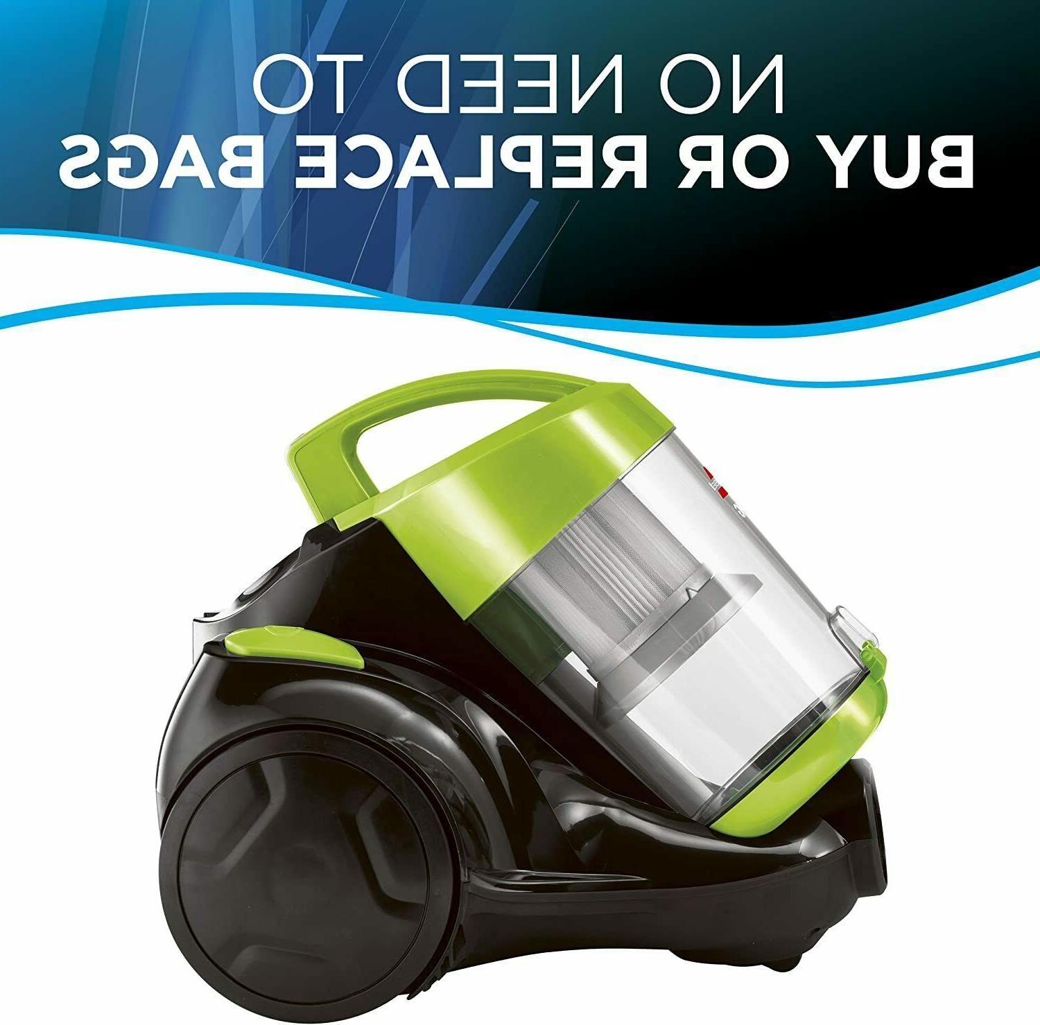 Bissell Vacuum, Green