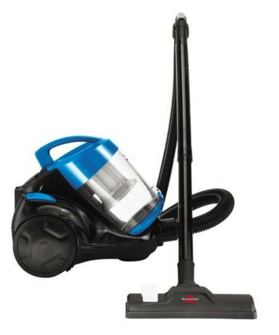 zing bagless canister vacuum cleaner multi surface