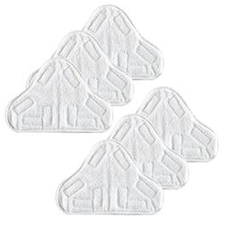 ANBOO Microfibre Steam Mop Floor Washable Replacement Pads f