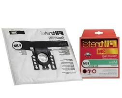 Miele FJM Synthetic Vacuum Bags and Filters by Filtrete, 5 B