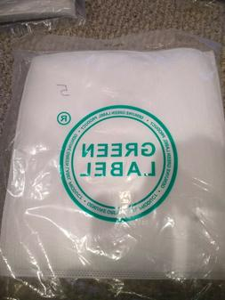 Green Label for Miele Type GN AirClean Filter Bags for Canis
