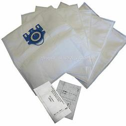 DVC for Miele Vacuum Bags G&N Canister 5 Bags & 2 Filters Ty