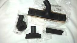 HYLA VACUUM CLEANER ATTACHMENTS SET CREVICE TOOL DUSTING BRU