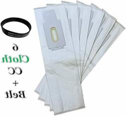 Oreck XL and CC Micro Filtration Bag, 12 Bags Treated with U