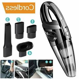 Portable Car Vacuum Cleaner Wet Dry Dirt Dust 12V Handheld A