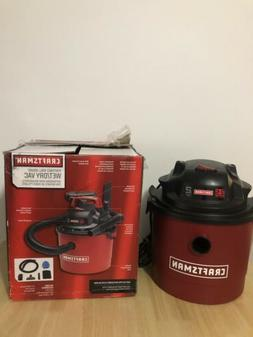 NEW Craftsman Portable 2.5 Gallon Wet/Dry Vac Wall Mount Car