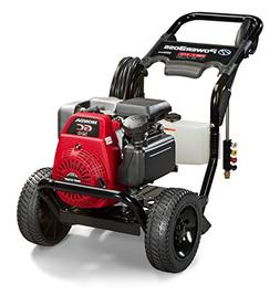 PowerBoss Gas Pressure Washer 3100 PSI, 2.7 GPM Powered by H