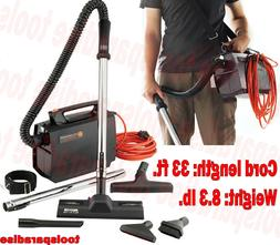 Powerful Hi-Tech HOOVER Electric Canister Vacuum Cleaner Lig
