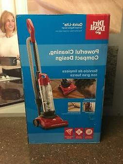 Dirt Devil Quick Lite Plus Bagless Upright Vacuum Cleaner, U