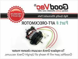 Replacement Oreck Upright Vacuum Cleaner Motor. Replaces Gen