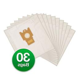 Replacement Type G/N Poly Wrapper Vacuum Bags For Miele Olym
