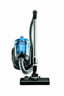 BISSELL Revolution Bagless Canister Vacuum Blue Cyclonic Act