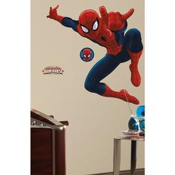 RoomMates RMK1796GM Ultimate Spiderman Peel and Stick Giant