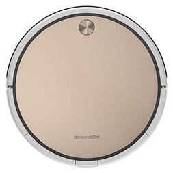 bObsweep Pro Robotic Vacuum Cleaner, Gold