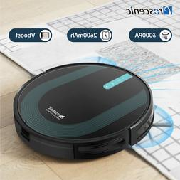 Proscenic Robotic Vacuum Cleaner Robot Carpet Mop Floor Swee