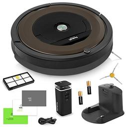 iRobot Roomba 890 Robotic Vacuum Cleaner with Wi-Fi Connecti