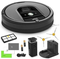 iRobot Roomba 960 Vacuum Cleaning Robot + Dual Mode Virtual