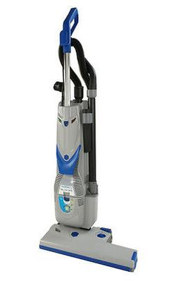 """Lindhaus RX HEPA Eco Force 500e 20"""" Commercial Upright Vacuu"""