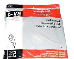 Sanitaire SC420, SC420A Back Pack Vac Type BV-4 Paper Bags 5