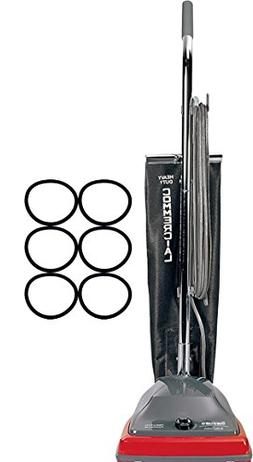 Sanitaire SC679J Commercial Shake Out Bag Upright Vacuum Cle