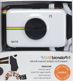 Polaroid Snap - Instant Print Digital Camera Bundle