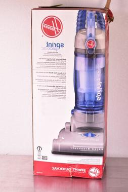 Hoover Sprint Quick Vac Bagless Upright Vacuum Cleaner Blue