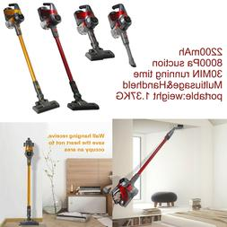 2-in-1 Cordless Vacuum Cleaner Long Lasting  Lightweight Sti