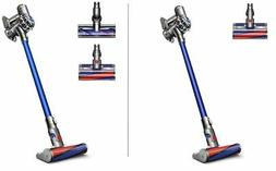 Dyson V6 Fluffy and V6 Fluffy Complete Cordless Vacuum