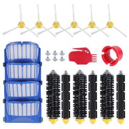 Vacuum Cleaner Accessories Kit Filters and Brushes for iRobo