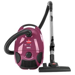 Vacuum Cleaners With Bags Pet Hair Best Bissell Canister Att