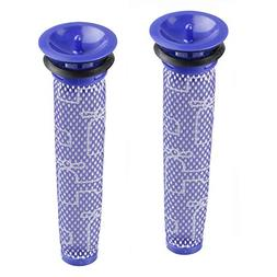 Aunifun 2 Pack Washable Pre Motor Filter for Dyson DC58 DC59