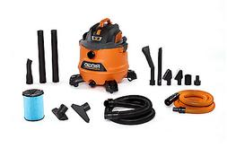 RIDGID Wet/Dry Vacuums 14 Gal. 6.0-Peak HP 20 ft. Power Cord
