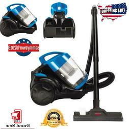 BISSELL Zing Bagless Canister Vacuum Cleaner Hard Wood Carpe